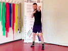 Box-Workout - Schattenboxen